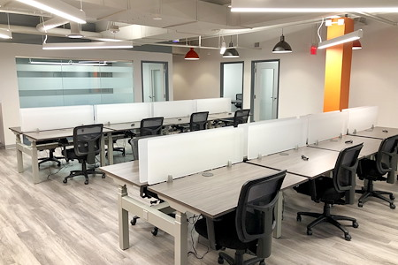 Launch Workplaces - Bethesda, MD - Coworking