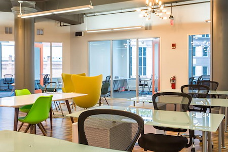 Novel Coworking Golden Triangle - Co-Working Day Pass