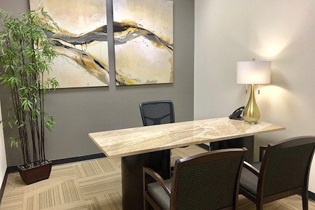 NorthPoint Executive Suites Alpharetta - Guest Office