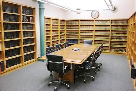 52 Duane Street - Library