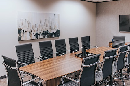 Executive Workspace @ Wild Basin - Large Conference Room