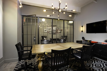 WorkHouse NYC | Midtown - Grand Central - Conference Rm - 9th Fl (TV)