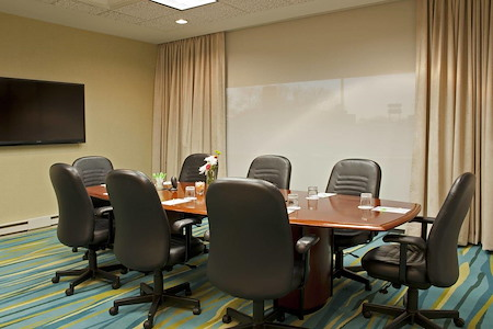 Springhill Suites Chicago O'Hare - Douglas Board Room