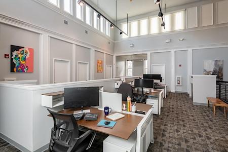 Co-Balt Workspace - Assigned Desk Space