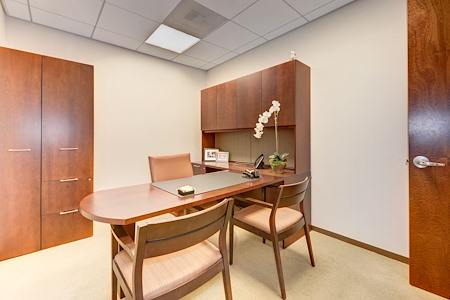 Carr Workplaces - Friendship Heights - Executive Office