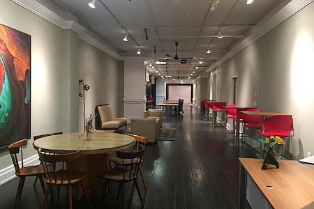(MKR) Maker City LA - Coworking Communication Desk Space
