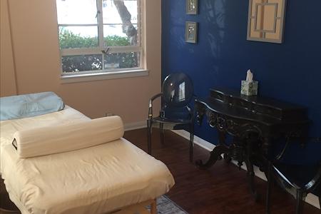 Shiny Happy Needles - Historic Santa Monica Healing Office