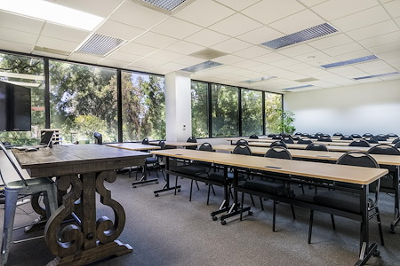 The Realty Academy - Classroom/Event Room
