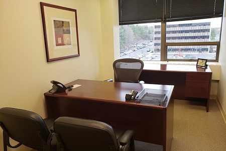 Carr Workplaces - Westchester - Exterior Office 429