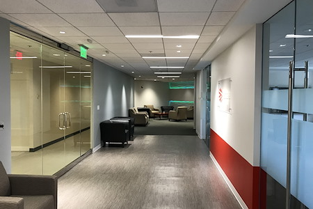 Apcela Co-Working Space @ Wiehle Reston East Metro - Co-Working Space