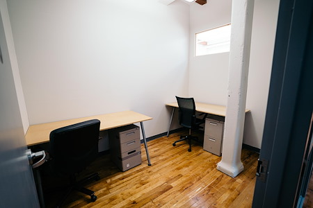 Coalition Space | Boston - R26 Private Office for 4