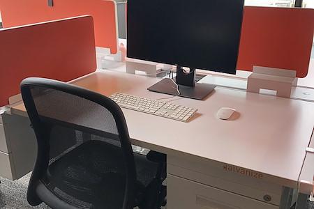 Galvanize | San Francisco - Reserved Desk