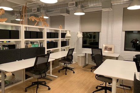 Legacy Real Estate Ventures - 1-5 Dedicated Desks