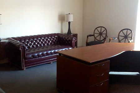 The Business Hub Saratoga - Large Private Office with Windows