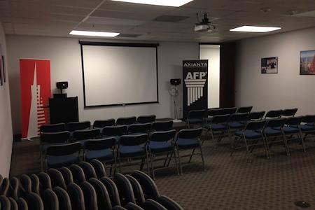 AFP Pasadena - Large Training Room