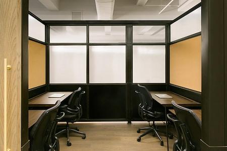 Blender Workspace - Luxury Workspace NYC - Private Office