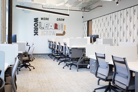 Galvanize | Austin - Dedicated Desk