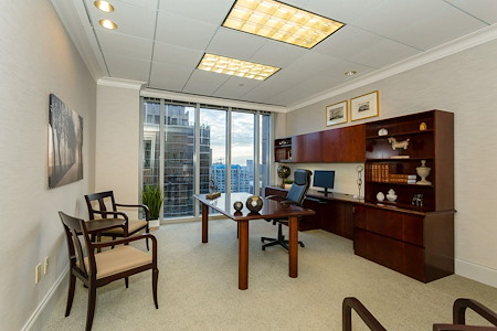 Nexus 1201 - Executive Window Office with City Views