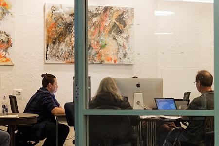 Hacker Lab Rocklin - Conference Room
