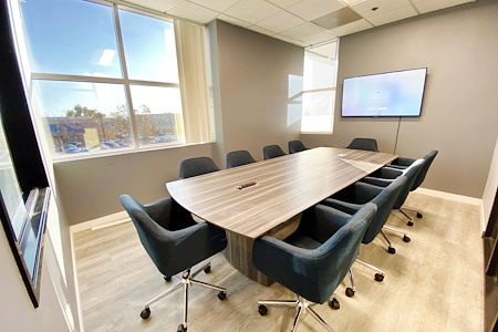Circle Hub- Ventura - Conference Room