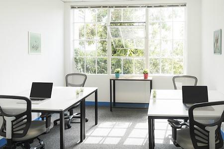 Birdnest - 350 Brannan - Suite 320A - Bright office for 2-4