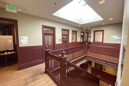 Seattle Impact Hall - Private window office sublease available