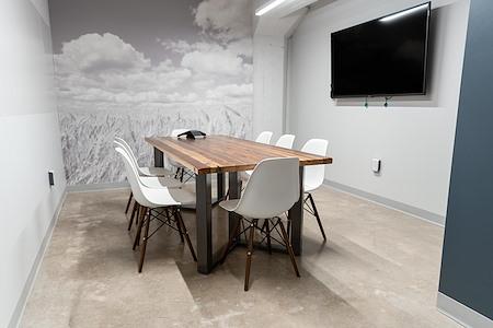 Hashtag - Barrel Conference Room