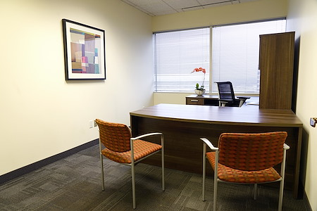 Executive Workspace @ Spectrum - Office Express