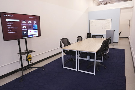 Createscape - Meeting Hall - Office Suite/Space