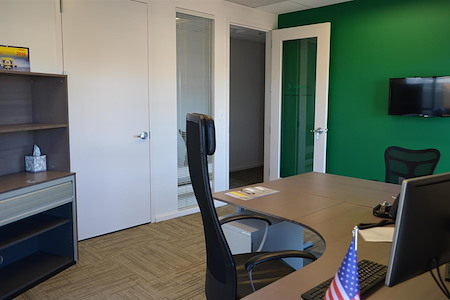 German American Chamber of Commerce of Atlanta - Office for 2 w/ Window