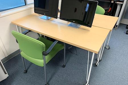 Santa Cruz County's Small Business Development Center - Desk 1