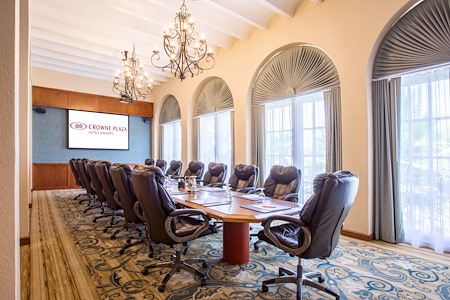 Crowne Plaza San Marcos Golf Resort - Meeting Room 1