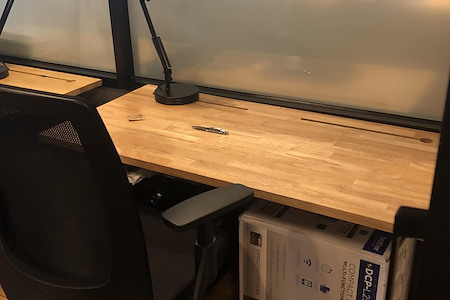 Officer share space - Open Desk 1
