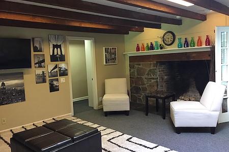 Bridge Healing Arts Center - Media Room