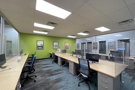 Innovation WorkSpaces - Dedicated Desk