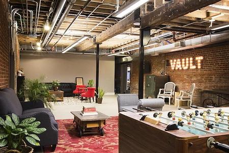 The Vault - Dedicated Desk