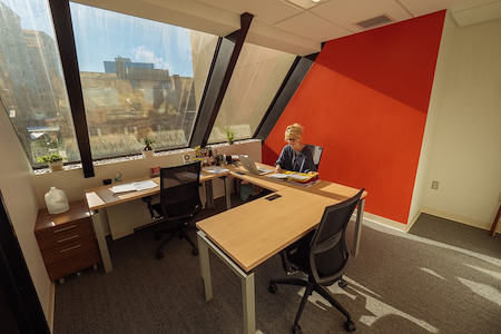 Upward Hartford - Private Office 211 + Coworking Space