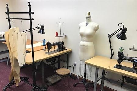 ESAIE COUTURE DESIGN SCHOOL - Day Pass Access - CoCreate Design Studio