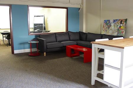 SpatialDev - Dedicated Desk 1