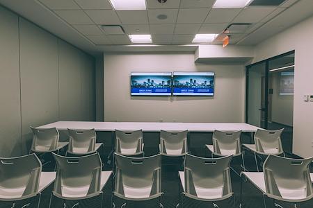 Z-Park Innovation Center Boston - 20-30 Person Event Space -Full AV System