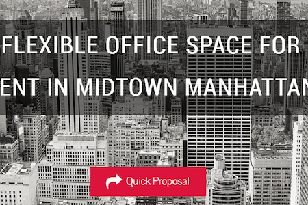 NYC Office Suites - 10 Grand Central - Midtown East / Grand Central - 1