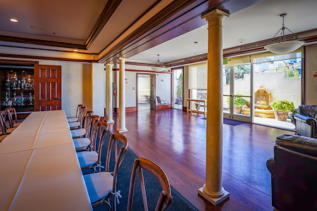 San Francisco Italian Athletic Club - Park View Room