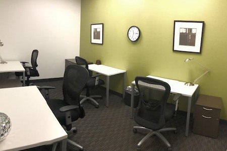 Regus | Downtown Sunnyvale - Office 210
