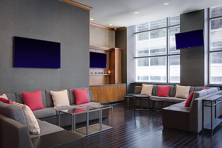Residence Inn New York Manhattan/Times Square - The Hearth/Bryant Park Lounge