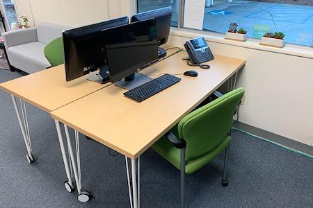Santa Cruz County's Small Business Development Center - Desk 2