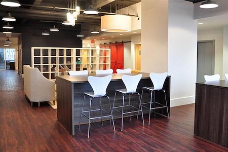 Idea Space - Back Bay - Open Desk