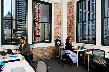 The Yard: Center City - Private Office for 4 at The Yard