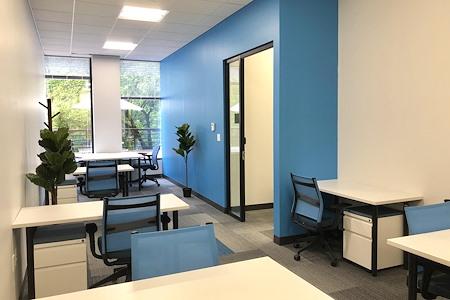 Z-Park Innovation Center Boston - 10 Desks private office suite-Room 106