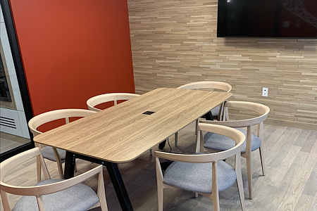 Capital One Cafe - State Street - Meeting Room 1