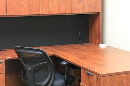 Private Offices for Attorneys - Internal Office